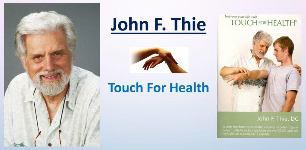 John F.Thie Touch for Health