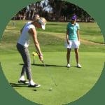 golf dames