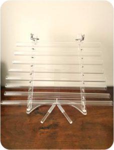Harpe de cristal