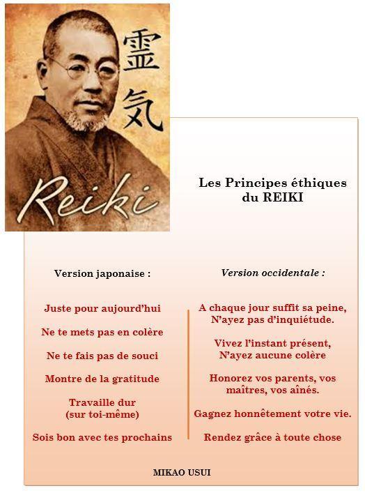 Definition du Reiki