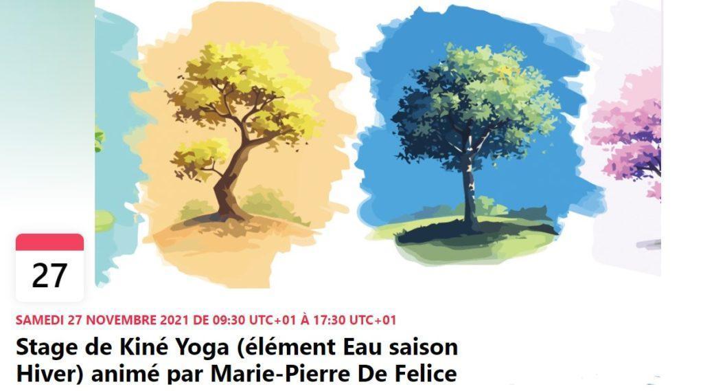 kiné yoga Hiver
